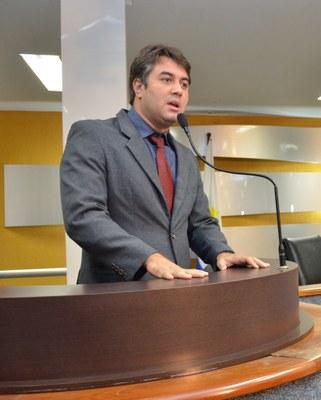 Vereador Diogo Fernandes (PSD)