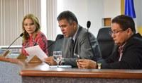 Vereador Milton Neris presidente da CPI do PreviPalmas