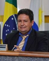 Vice-presidente da comissão CPI PreviPalmas , Vandim do Povo