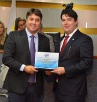 Diogo Fernandes e Gedeon Pitaluga