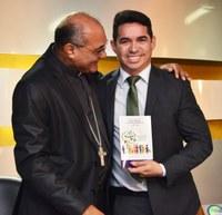Dom Pedro e vereador Gerson Alves