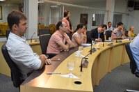 Reunião da  Frente Parlamentar em Defesa do Comércio