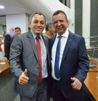Marilon Barbosa e Toinho Andrade