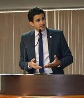 Vereador Tiago Andrino