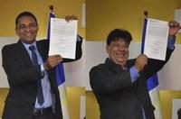 Adão Índio e Waldson da Agesp são os novos vereadores de Palmas