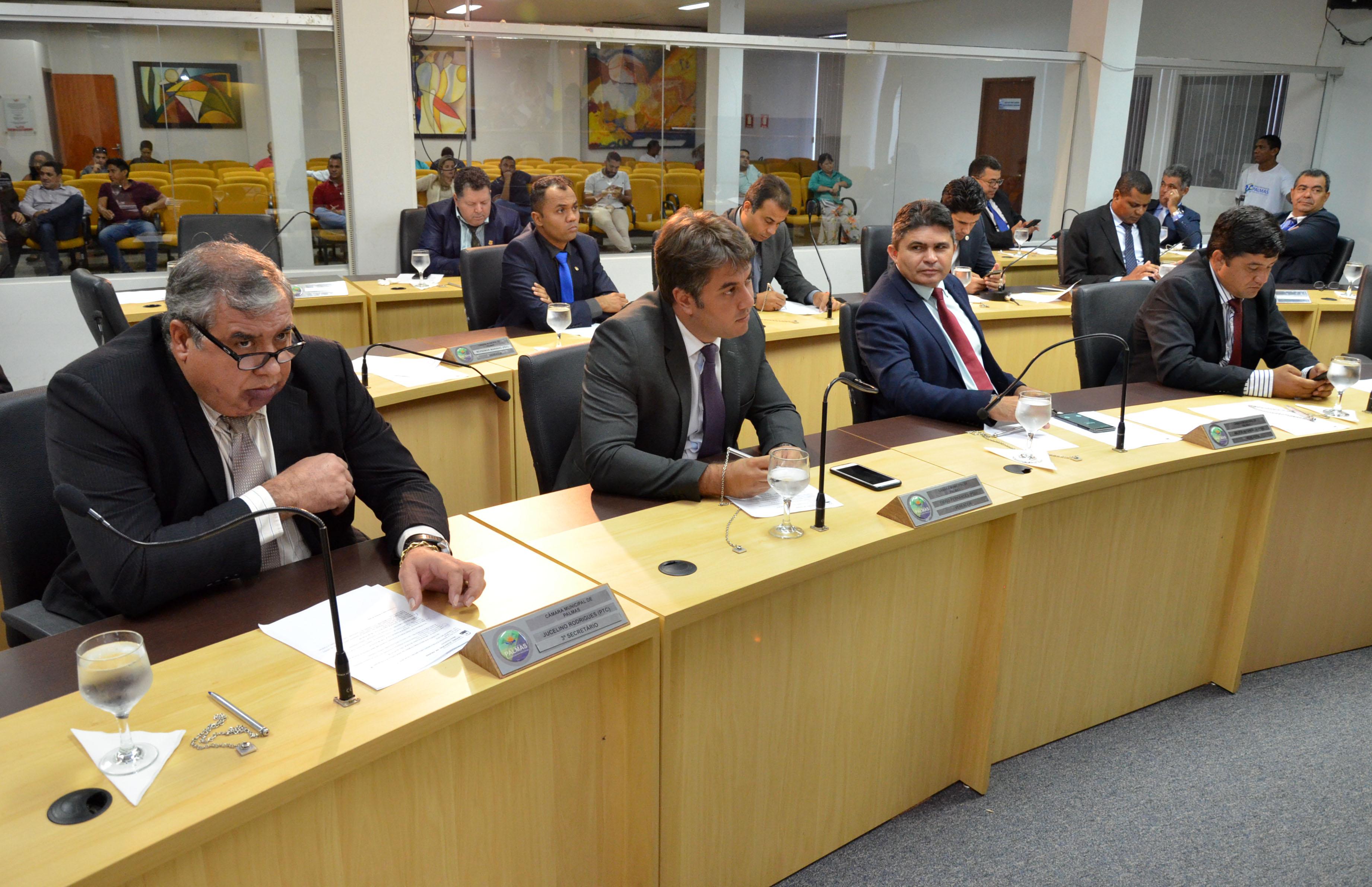 Alteração da Lei Orgânica do Município é aprovada por unanimidade