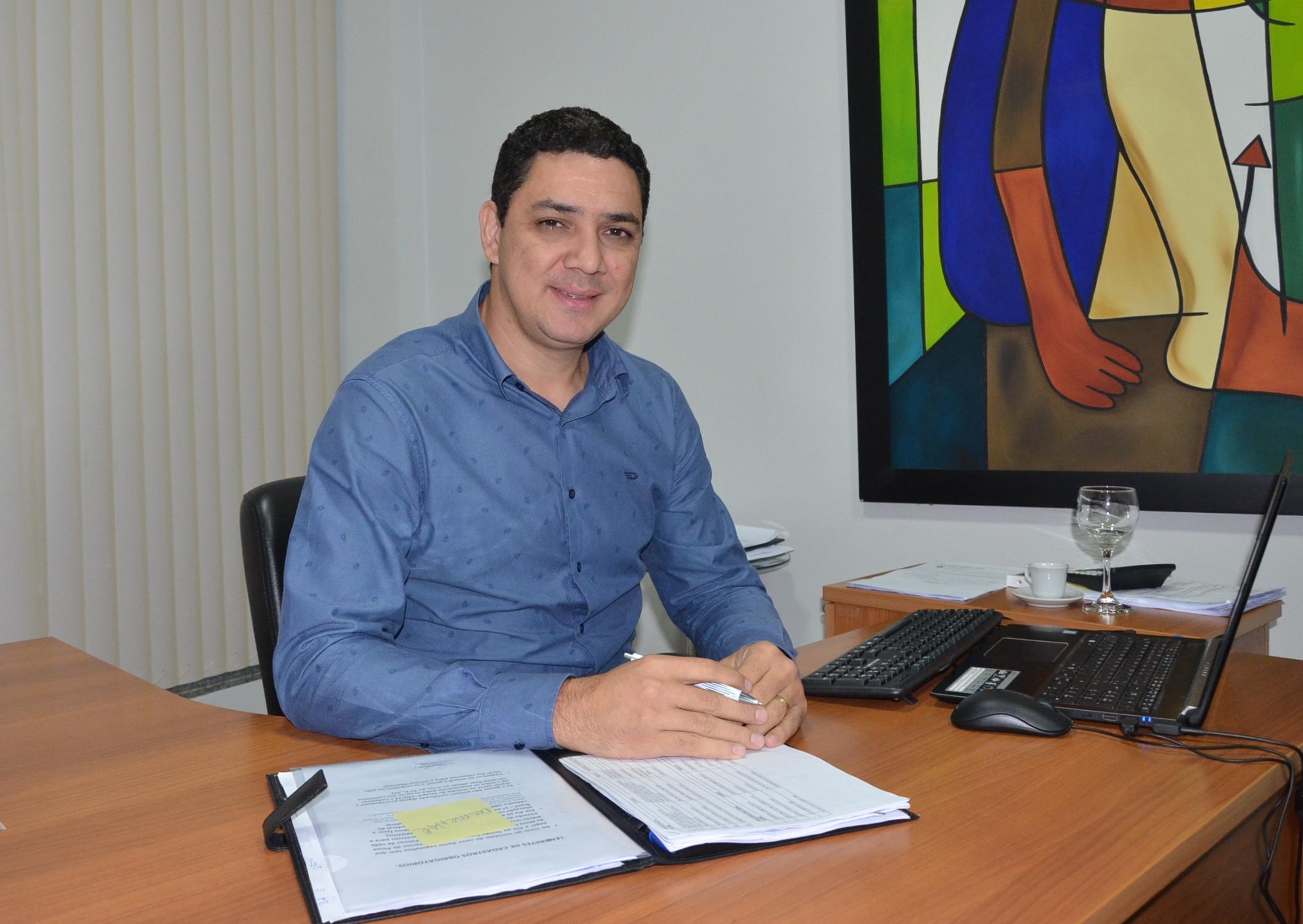 Aprovados no concurso da Câmara Municipal de Palmas começam a tomar posse