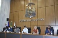 Bancada Empresarial da Câmara de Palmas se reúne com empresários para ouvir as demandas da classe