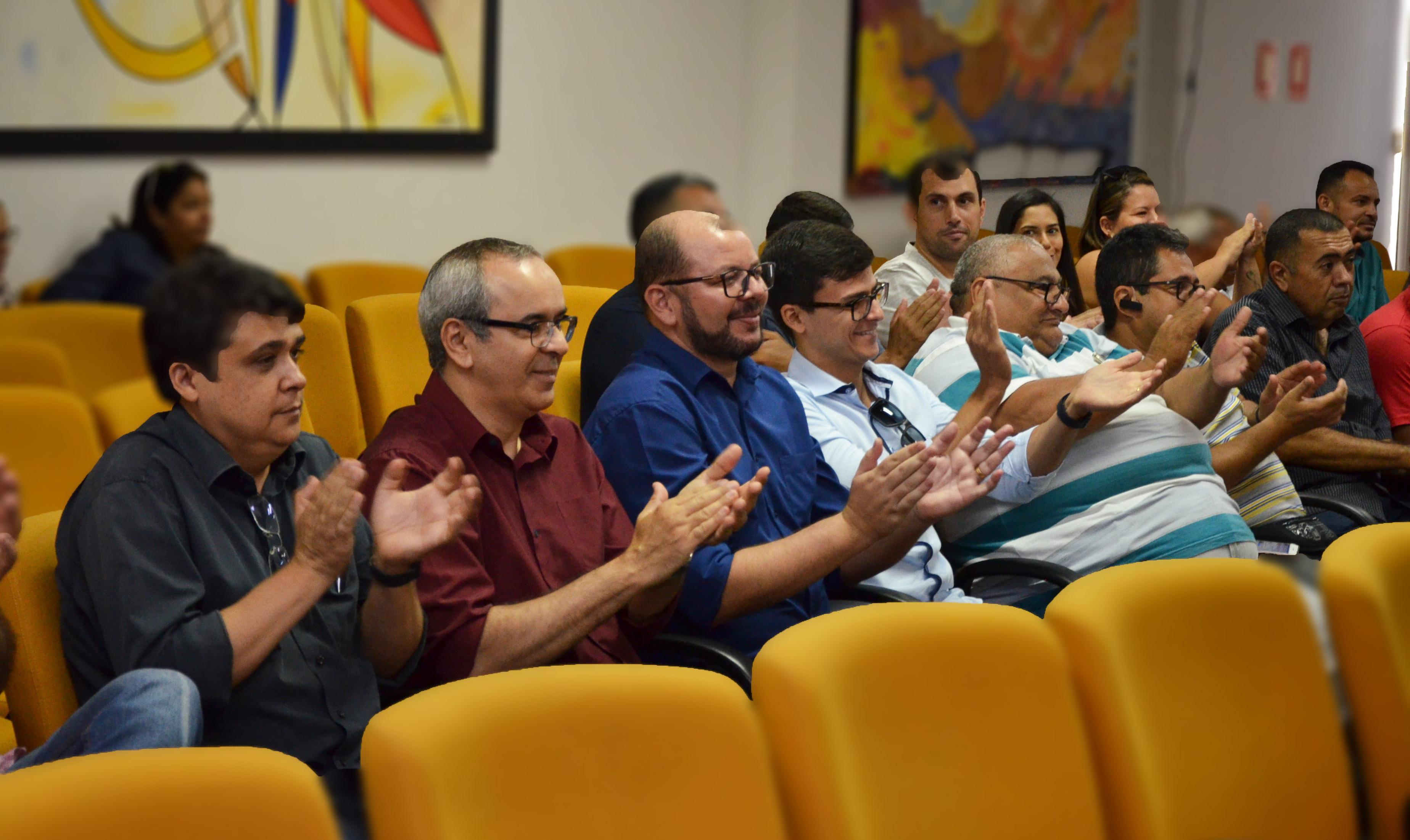 Câmara aprova alterações no Plano de Cargos e Salários dos Agentes de Trânsito