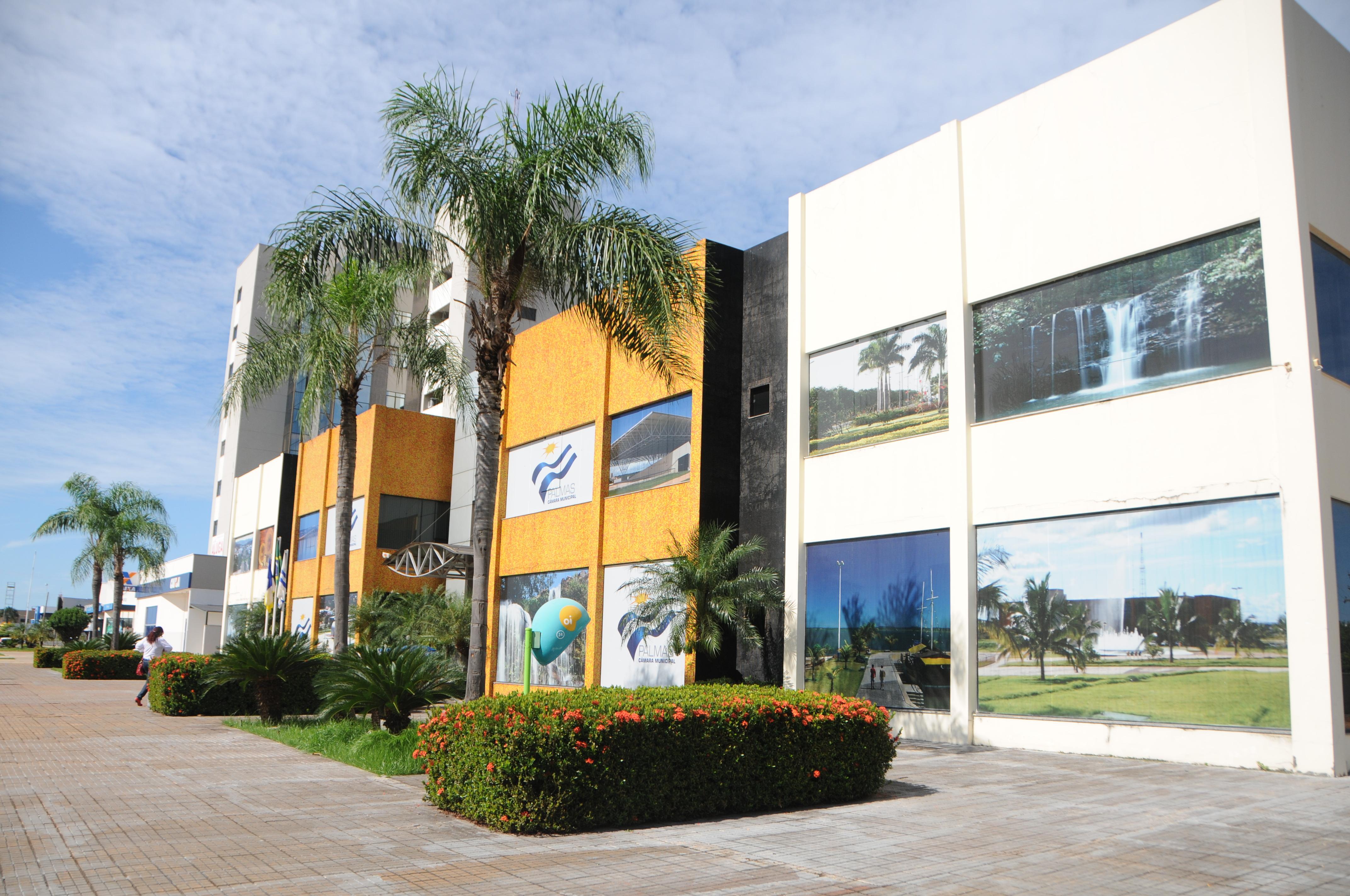 Câmara de Palmas convoca Audiência Pública para prestação de contas