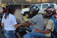 Câmara de Palmas intensifica ações da Semana Nacional do Trânsito