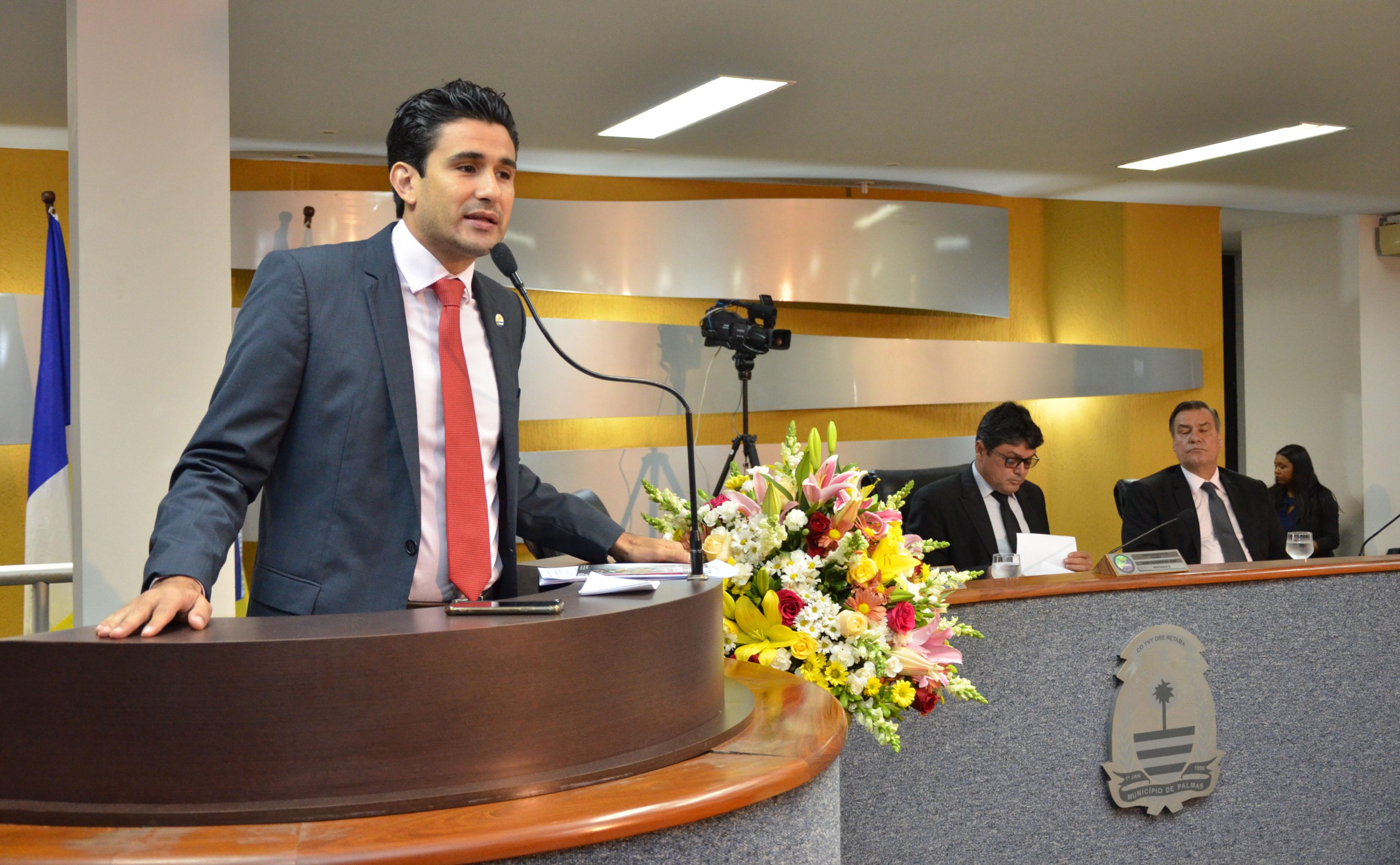Câmara de Palmas presta homenagem àqueles que lutam na prevenção e conscientização sobre drogas