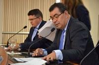 Câmara de Palmas realiza 1ª reunião da Comissão de Constituição, Justiça e Redação