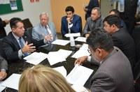 Câmara de Palmas recebe Projeto de Lei sobre Refis