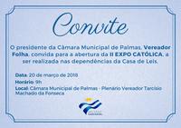 Câmara de Palmas receberá 2ª exposição de maquetes do Curso de Arquitetura e Urbanismo da Católica