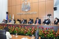 Câmara Municipal abre Nona Legislatura