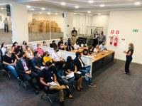 Câmara Municipal de Palmas faz treinamento e aperfeiçoamento funcional em Processo Legislativo