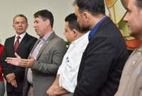 Câmara recebe membros do CRA e estreita laços com Administradores