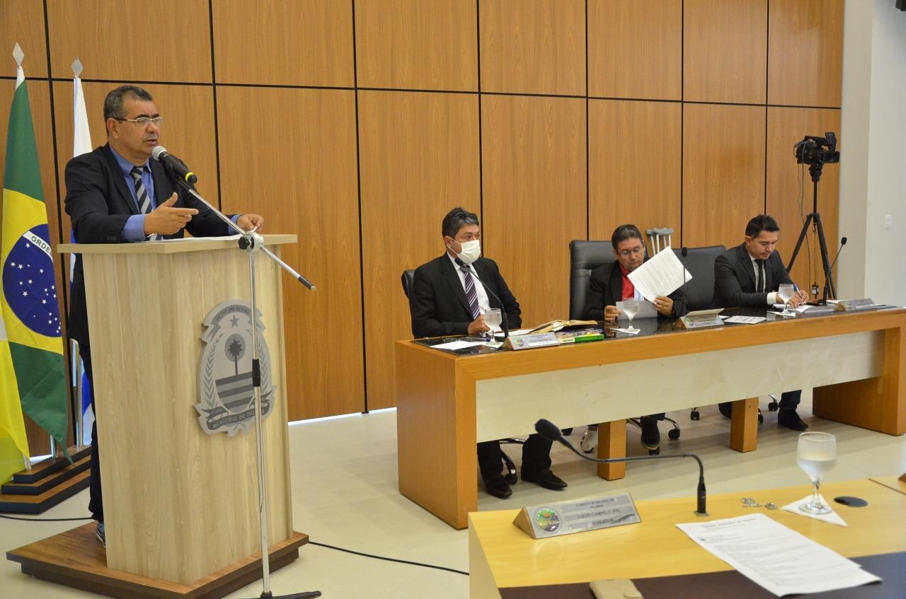 Campelo alerta para dificuldades do transporte público em Palmas durante a pandemia