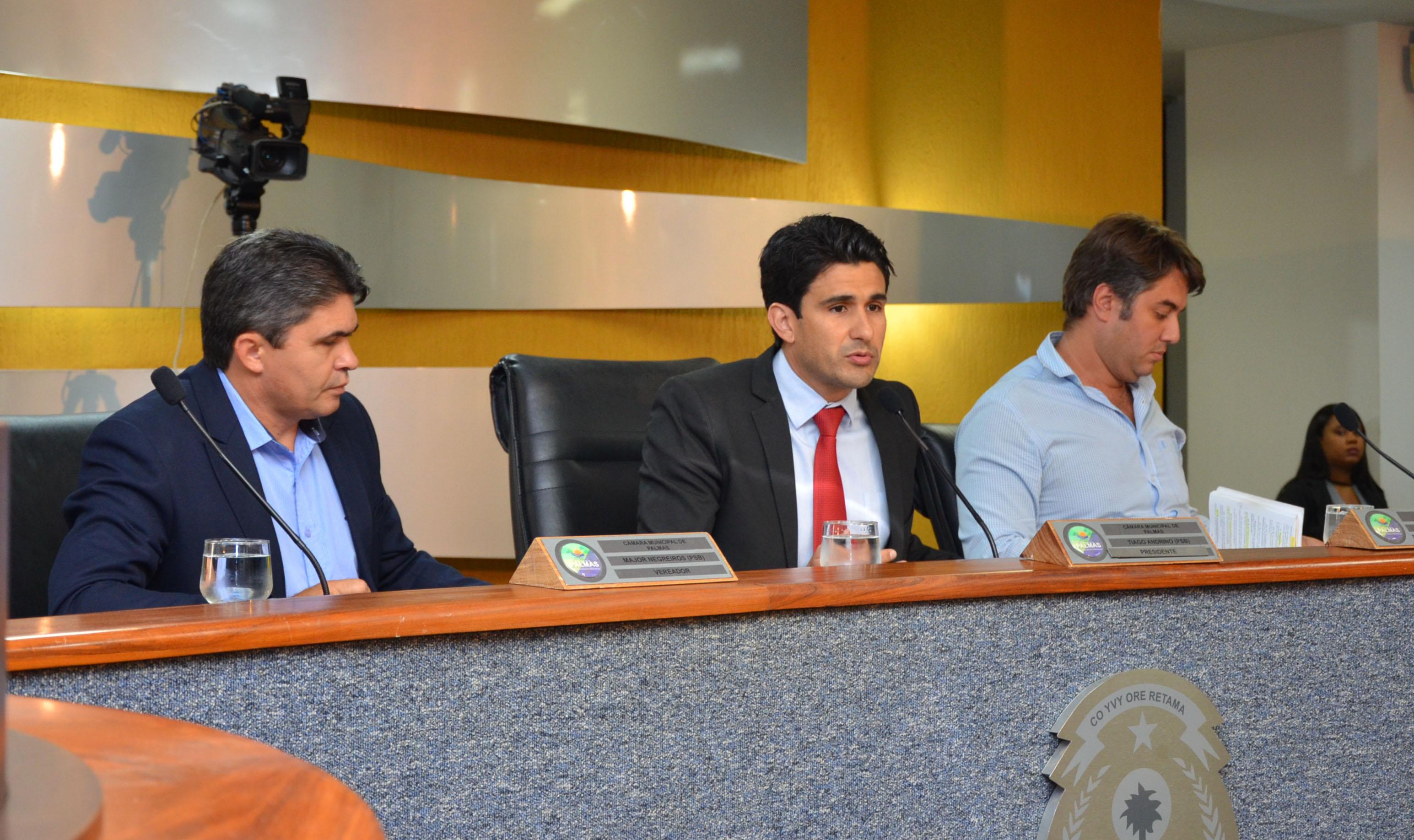 CCJ debate Saúde Mental na Câmara Municipal