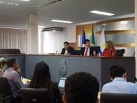 Comissão de Urbanismo discute regulamentação de aplicativos de transporte na Câmara Municipal