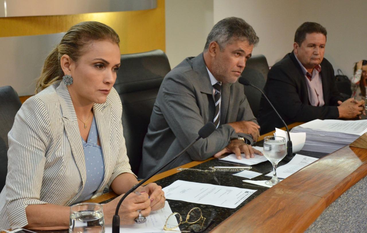 CPI prossegue com oitivas e Presidente prepara relatório final
