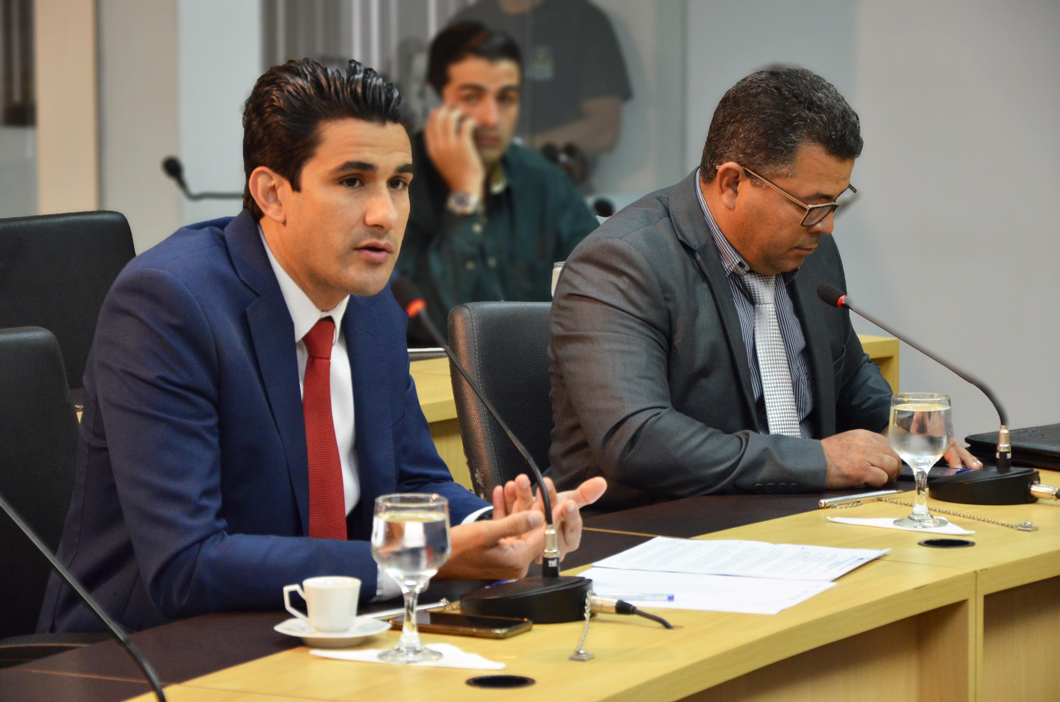 CPI vota destaque de Andrino, mas relatório é mantido