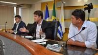 Diogo Fernandes lidera Frente Parlamentar em defesa do comércio