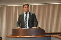 Diogo Fernandes solicita que executivo encaminhe PL propondo redução da taxa de esgoto