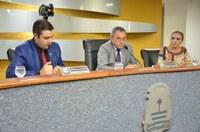Em sessão extra, Câmara recebe a LDO com veto parcial. Matéria foi encaminhada à CCJ