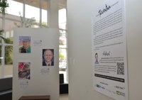Exposição na Câmara de Palmas homenageia tocantinenses que fizeram história