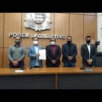 Frente Parlamentar de Enfrentamento à Covid-19 tem sua primeira reunião na Câmara de Palmas