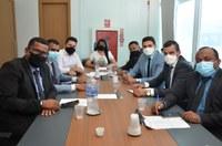 Frente Parlamentar do Transporte Público Municipal realiza sua primeira reunião.  Audiência Pública ocorre nesta quarta
