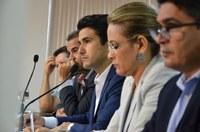 Frente Parlamentar em apoio à Educação é lançada na Câmara de Palmas