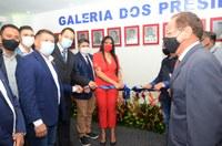 Galeria dos Presidentes da Câmara de Palmas resgata a memória do Legislativo municipal