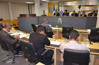 Gerentes da Caixa Econômica Federal prestam depoimento em nova oitiva na Câmara de Palmas