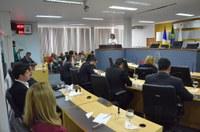 Gestão de recursos naturais é tema de debate na Câmara de Palmas