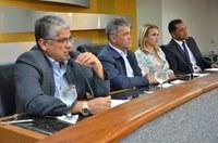 Infraestrutura da Capital é debatida em reunião temática sobre a LDO