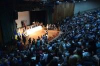 Legislativo palmense dá posse à prefeita Cinthia Ribeiro