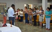 Legislativo palmense recebe imagem de São José, padroeiro da Capital