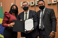 Lúcio Campelo assume vaga de vereador na Câmara de Palmas