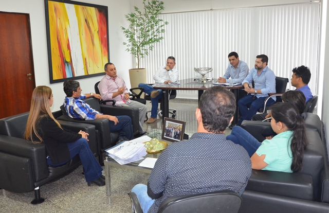 Marilon pede transparência à nova diretoria da Câmara de Palmas