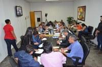 Membros da CPI do Previpalmas debatem a necessidade de contratação de auditoria externa