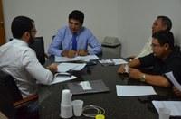 Membros da CPI do Previpalmas se reúnem pela primeira vez na Câmara de Palmas