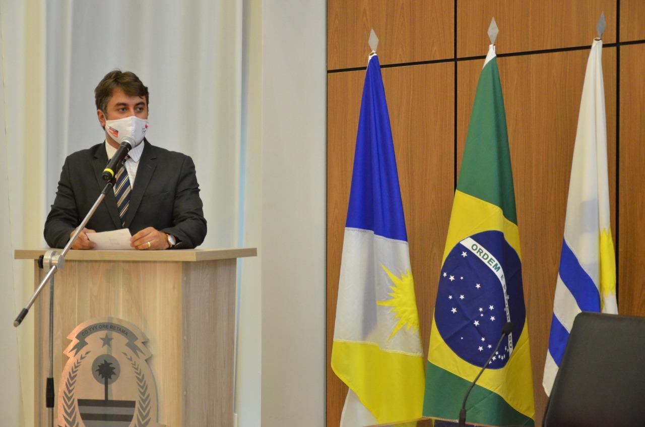 Parlamentares criticam declarações da prefeita Cinthia e Diogo Fernandes pede retratação
