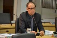 Parlamentares recebem presidente da ARP para debater redução da tarifa de esgoto