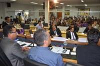 Participação popular marca audiência sobre Plano Diretor realizada pela Câmara de Palmas