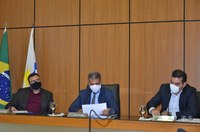 Prefeitura faz prestação de contas do 2º quadrimestre de 2020