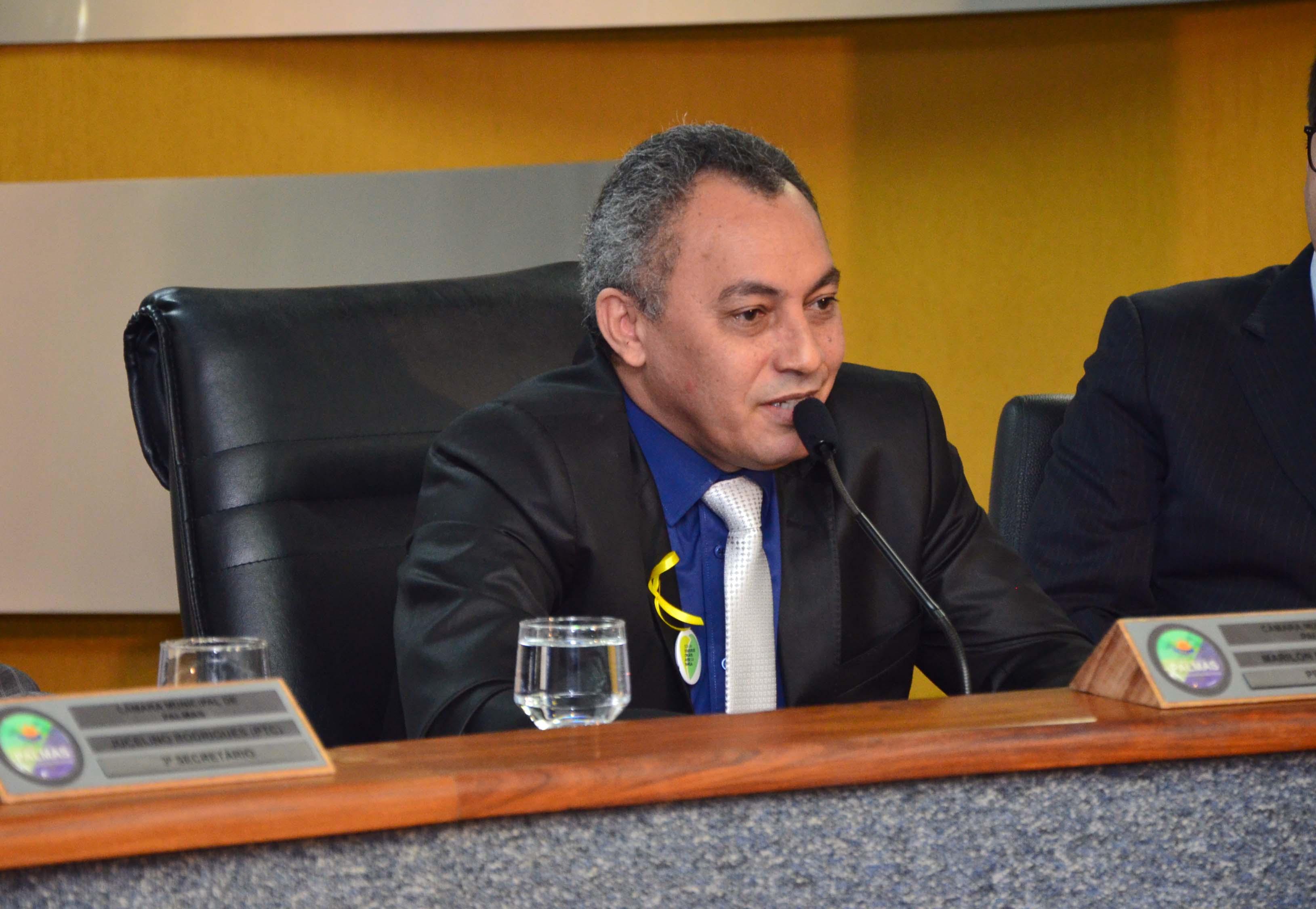 """Presidente Marilon decide pautar """"Lei do silêncio"""" para a sessão de terça, 01/10"""