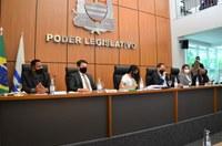Saúde faz prestação de contas na Câmara de Palmas